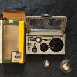 Насадки для многофункционального инструмента - Набор коронок Bosch 22-68 мм 11 пильных венцов, 0