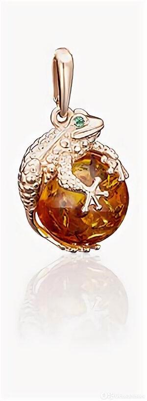 Подвеска PLATINA Jewelry 03-2509-00-272-1110-46 по цене 16660₽ - Кулоны и подвески, фото 0