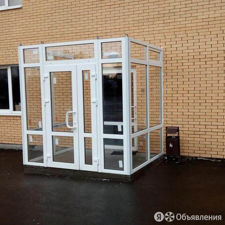 Пластиковые окна по цене 4050₽ - Окна, фото 0