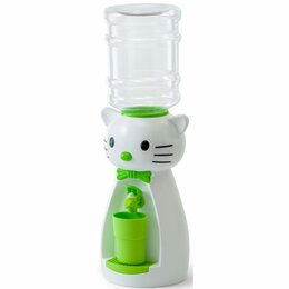 Кулеры для воды и питьевые фонтанчики - Кулер VATTEN kids Kitty, 0