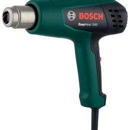 Строительные фены - Строительный фен Bosch EasyHeat 500, 0