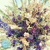 Композиция из сухоцветов и искусственных цветов по цене 990₽ - Искусственные растения, фото 6