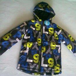 Куртки и пуховики - Куртка для мальчика весна осень 122, 0