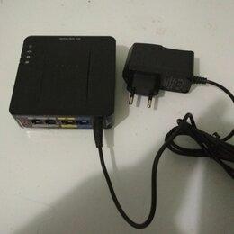 VoIP-оборудование - VoIP Шлюз Cisco SPA122, 0