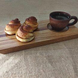 Подносы - Поднос для завтрака из дерева, 0