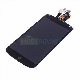 Прочие запасные части - Дисплей для LG E960 Nexus 4 (в сборе с тачскрином), 0