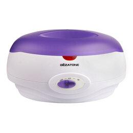 Гидромассажеры - Парафиновая ванночка Gezatone WW3550, 150 Вт, фиолетовая, 0
