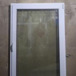 Готовые конструкции - Пластиковое окно (б/у) 1530(в) х1010(ш), 0