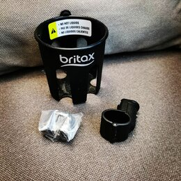 Аксессуары для колясок и автокресел - Подстаканник для колясок Britax (новый), 0