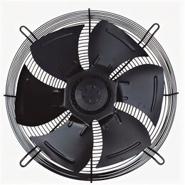 Аксессуары и запчасти для оргтехники - Двигатель вентилятора в сборе (Вентилятор) YWF.А4T-350S-5DIAOО (380V), 0