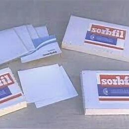 Джинсы - Пластины Sorbfil на полимерной подложке ПТСХ-П-В (10х15 см, 50 шт./уп.), 0