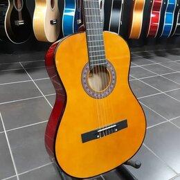 Акустические и классические гитары - Новая Классическая гитара 4/4, 0