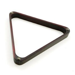 Аксессуары для столов - Треугольник 60 мм (махагон), 0