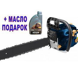 Электро- и бензопилы цепные - Бензопила Deutech 3.12 л.с. шина 40 см, 0