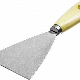 Шпатели - Кедр шпатель стальной 30 мм дерев.ручка 038-0030 26194 , 0