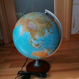 Глобусы - Глобус физико-политический, 0