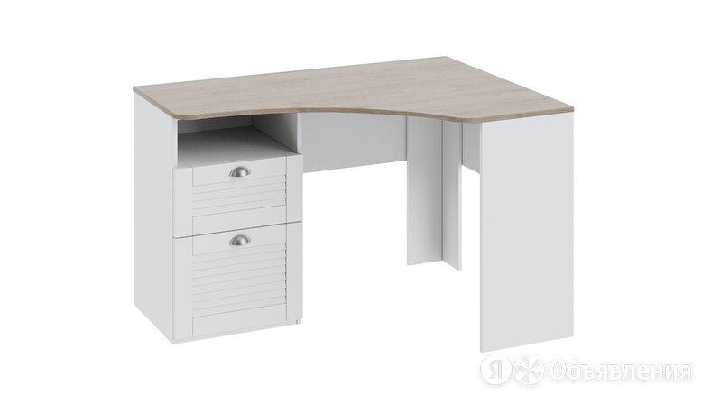 Угловой письменный стол с ящиками «Ривьера»ТД-241.15.03 по цене 14299₽ - Компьютерные и письменные столы, фото 0