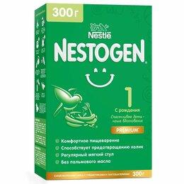 Детское питание - NESTOGEN - 1 (300) Молочная Смесь {с рождения} с Пребиотиками и Лактобактерия..., 0