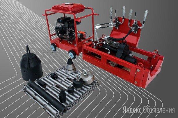Оборудование установка прокола грунта теребро T32R / гнб / гнп по цене 474600₽ - Грузоподъемное оборудование, фото 0