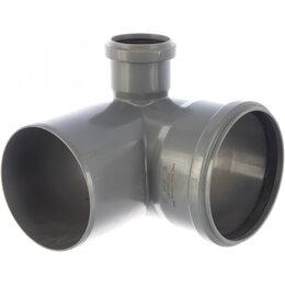 Канализационные трубы и фитинги - Канализационный отвод LAMMIN Lm35041050902, 0