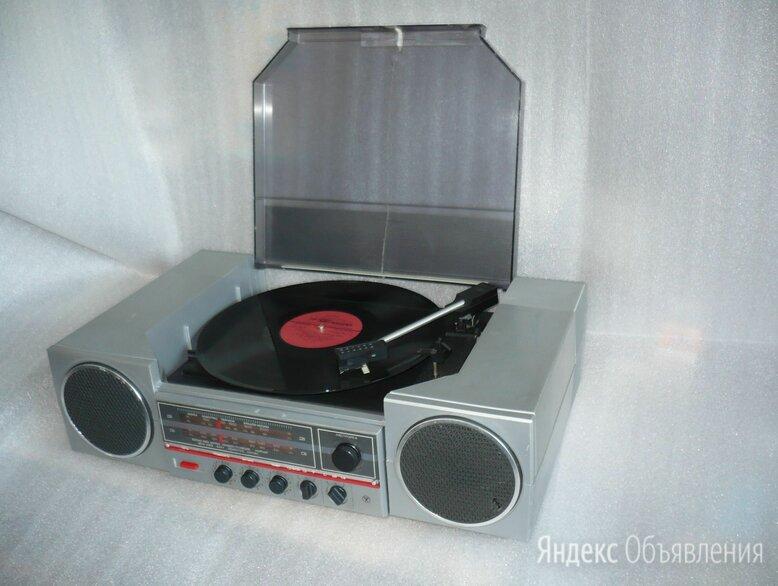 """Проигрыватель пластинок """"Вега-300 стерео"""" по цене 2000₽ - Проигрыватели виниловых дисков, фото 0"""