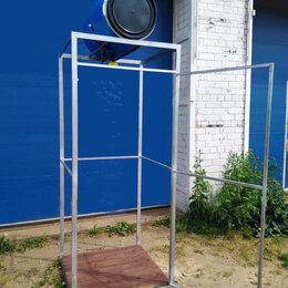 Строительство - Душевая кабина для дачи, 0