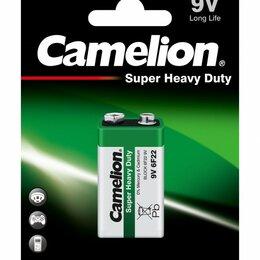 Батарейки - Батарейки Camelion HEAVY DUTY Green 6F22 BL1, 0