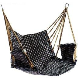 Гамаки - Гамак-кресло подвесное, цвета микс, 0