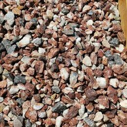 Садовые дорожки и покрытия - Крошка мраморная цветная в мешках по 25 кг, 0