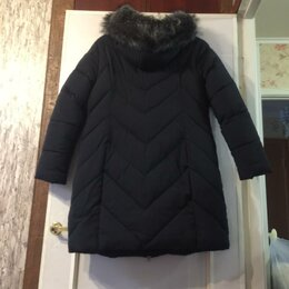 Пуховики - Пальто пуховик женский, 0