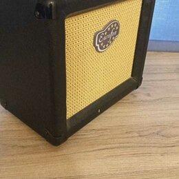 Гитарное усиление - Гитарный Комбо Eurofon CG10. Доставка по РФ, 0