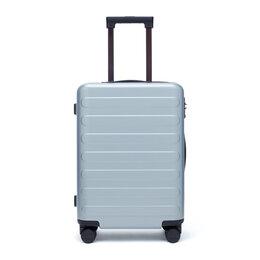 "Чемоданы - 90 Points Чемодан Xiaomi 90 Fun Seven Bar Business Suitcase 24"" Light Blue, 0"