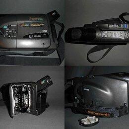 Видеокамеры - Видеокамера Panasonic NV-R500 VHS-C, 0