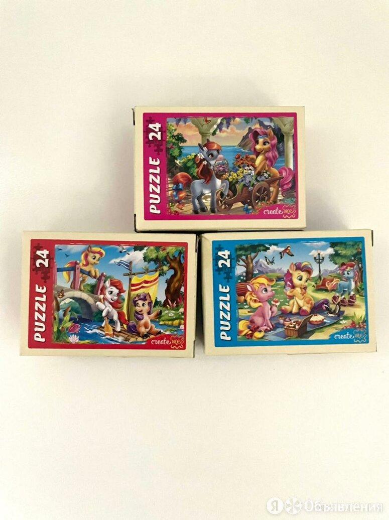 ПАЗЛЫ 24 ДЕТАЛИ МИКС по цене 45₽ - Игры для приставок и ПК, фото 0