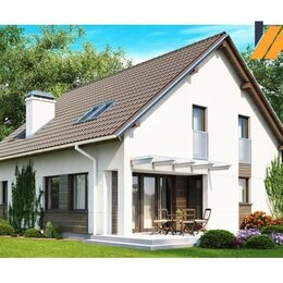 Готовые строения - Каркасный дом энергосберегающий кд-240 147.8м², 0