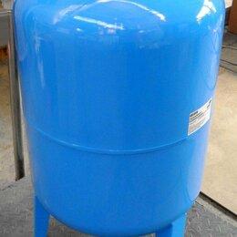 Баки - Гидроаккумулятор 100 литров вертикальный 10 бар, 0