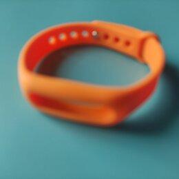 Ремешки для умных часов - Karmaso ремешок для xiaomi mi band 2 оранжевый, 0