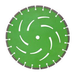 Диски отрезные - Алмазный диск Laser (350 мм), 0