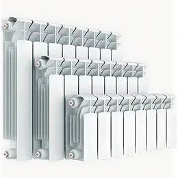 Радиаторы - Радиатор биметаллический rifar base 500,350,200, 0