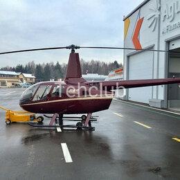 Вертолеты - Вертолет Robinson R66 Turbine, 2015 г., 0