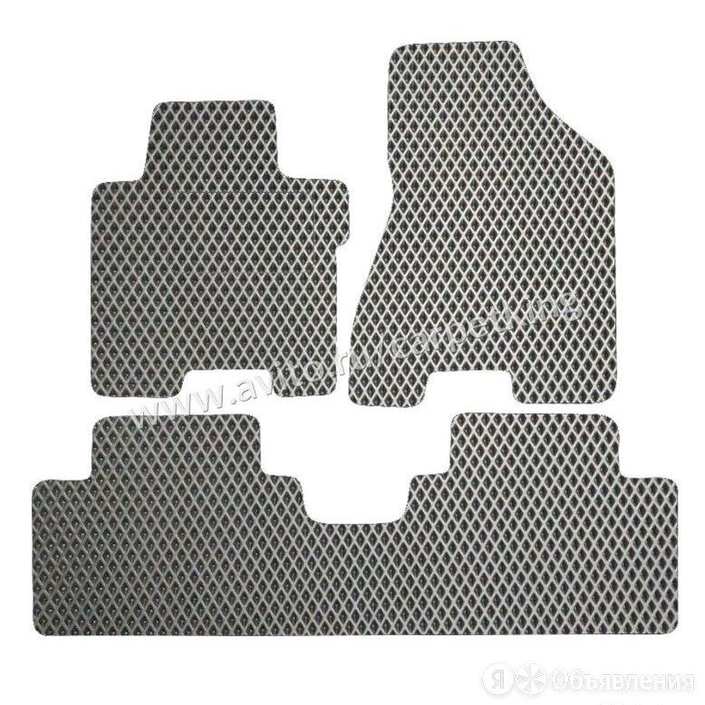 Ева коврики Kia Sportage 2004-2010 по цене 2200₽ - Аксессуары для салона, фото 0