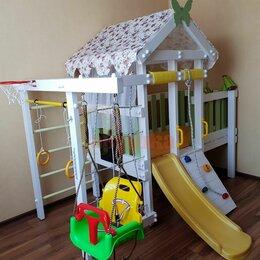 Игровые и спортивные комплексы и горки - Игровой комплекс Савушка Baby 6 оливковый, 0