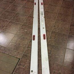 Правила - Правило алюминиевое Matrix 2.5 м с уровнем 2 ручки, 0
