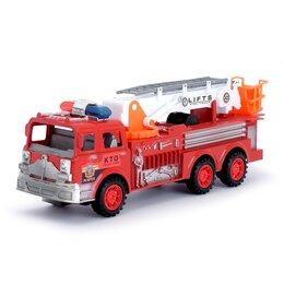 Спецтехника и навесное оборудование - Машина инерционная 'Пожарная', 0