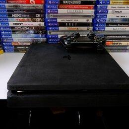 Игровые приставки - Sony playstation 4 Slim 500gb, 0