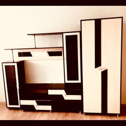 Шкафы, стенки, гарнитуры - Ввр: стенка нота-9, венге/белфорт, 0