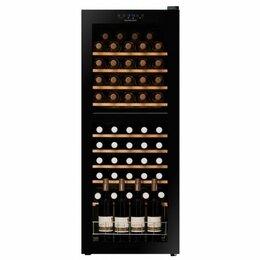 Винные шкафы - Винный шкаф dunavox dx-54.150dk, 0