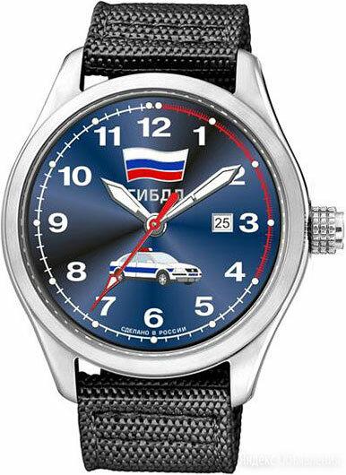 Наручные часы Спецназ C2861345-2115-09 по цене 3990₽ - Наручные часы, фото 0