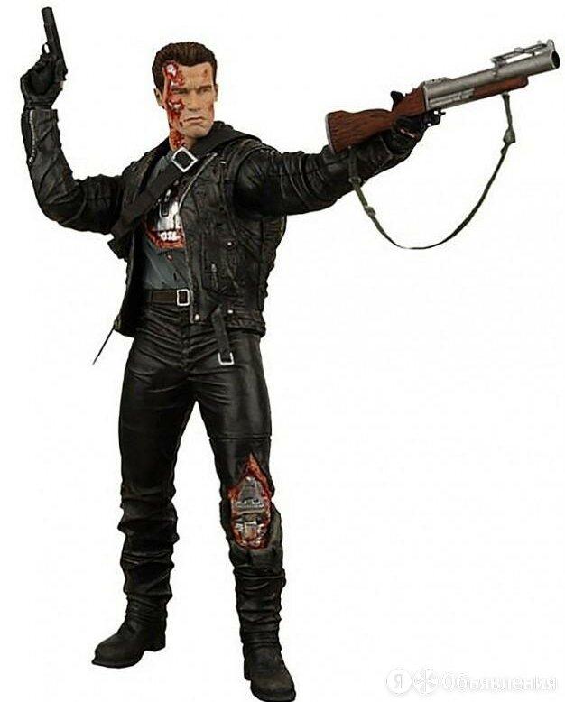 Фигурка: Terminator 2 Steel Mill (Терминатор 2) Т-800 18,5см  по цене 1990₽ - Статуэтки и фигурки, фото 0