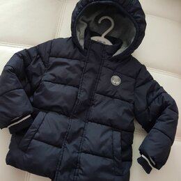 Куртки и пуховики - Куртка утепленная осенняя, на рост 86 см    , 0